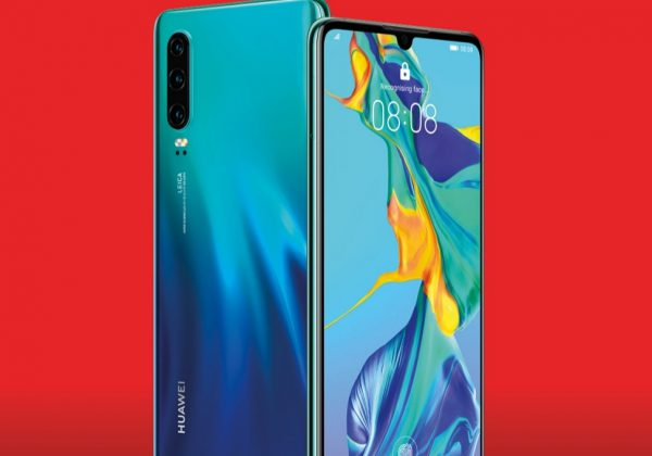 Huawei P30 Happy Black