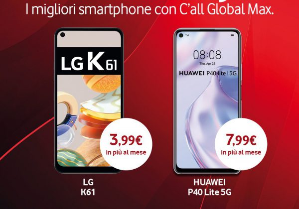 Black Friday LGK61/P40lite